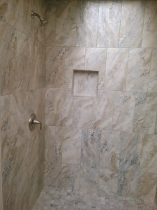 Shower I did in Cascade Park